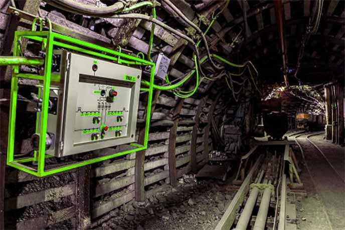 Электрооборудование горных предприятий