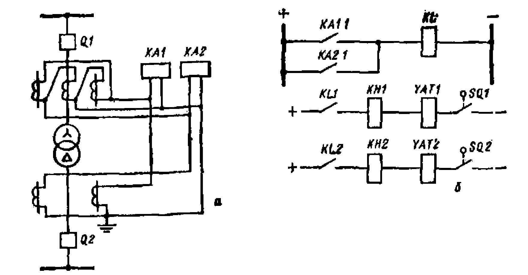 Схема отсечки на карбюратор