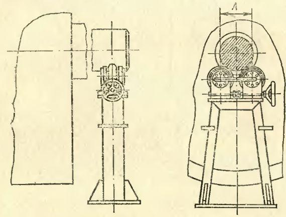 Приспособление для проворота ротора