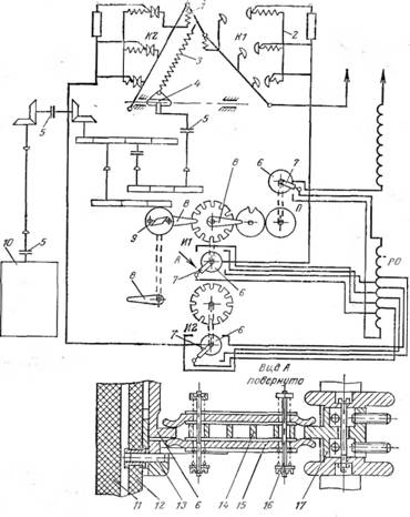 монтаж силовых трансформаторов трансформаторной подстанции